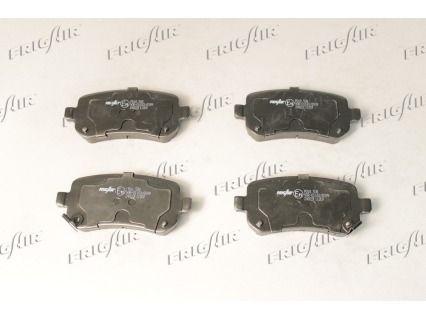 Bremsbeläge PD18.508 FRIGAIR PD18.508 in Original Qualität