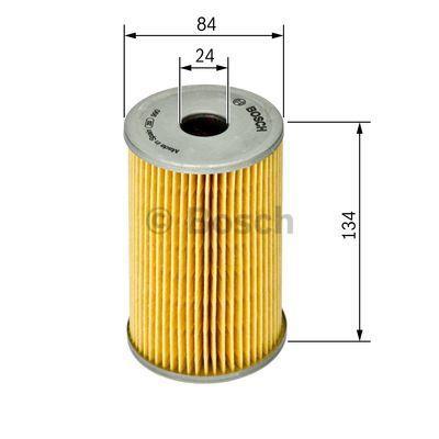 Ölfilter BOSCH P9413 3165141043914