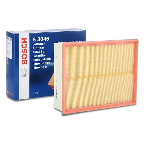 Luftfilter 1 457 433 046 BOSCH S3046 in Original Qualität