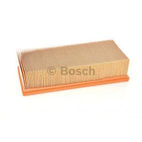 Luftfilter Länge: 312mm, Breite: 150mm, Höhe: 70mm mit OEM-Nummer 17801 0B020