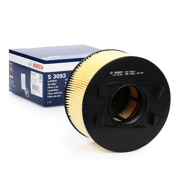 Luftfilter 1 457 433 093 BOSCH S3093 in Original Qualität