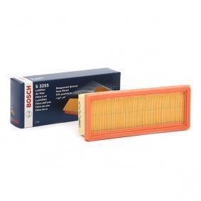 Luftfilter Länge: 230mm, Breite: 90mm, Höhe: 48,5mm mit OEM-Nummer 1444 P8