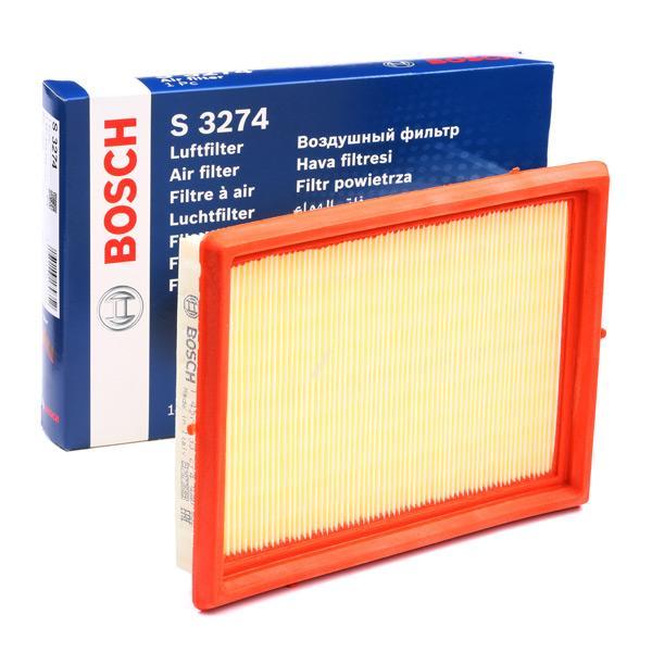 Luftfilter 1 457 433 274 BOSCH S3274 in Original Qualität