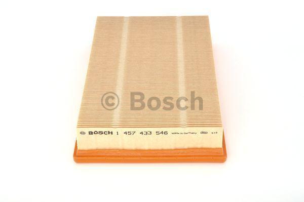 Luftfilter 1 457 433 546 BOSCH S3546 in Original Qualität