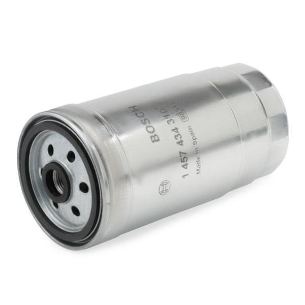 Inline fuel filter BOSCH N4310 3165143243282