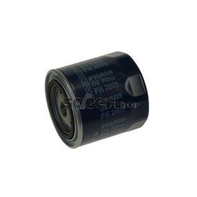 Filtre à huile Ø: 95mm, Hauteur: 103mm avec OEM numéro 4446335