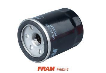 FRAM  PH5317 Ölfilter Ø: 68mm, Höhe: 87mm