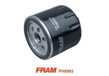 FRAM  PH8993 Ölfilter Ø: 76mm, Höhe: 91mm
