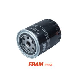 Oil Filter Ø: 93mm, Height: 130mm with OEM Number 65 03 70