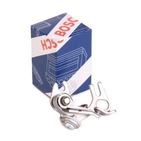Distribuidor de Encendido y Piezas HONDA ACCORD I (SJ, SY) 1.6 L/EX (SY) de Año 01.1978 80 CV: Juego de contactos, distribuidor de encendido (1 987 231 004) para de BOSCH