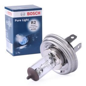 Bulb, spotlight R2 (Bilux), 45/40W, 12V 1 987 302 021