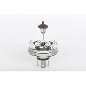 Bulb, spotlight R2 (Bilux), 45/40W, 12V 1 987 302 021 FORD FIESTA, ESCORT, ORION