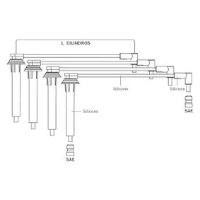 Bulb, fog light H2, X511, 55W, 12V 1 987 302 022 NISSAN Almera II Saloon (N16)