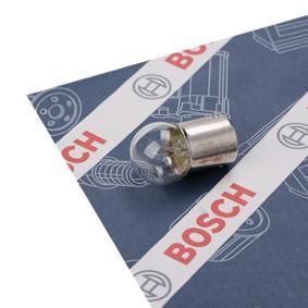 Bulb, indicator R10W, BA15s, 12V, 10W 1 987 302 203 MERCEDES-BENZ E-Class, S-Class, 124-Series
