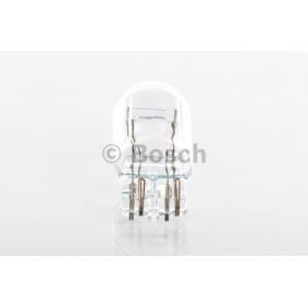 Bulb, brake / tail light W21/5W, 12V, W3x16q, 21/5W 1 987 302 252