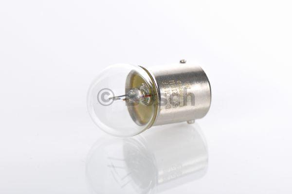 Bulb, licence plate light 1 987 302 604 BOSCH 6V10WR10WPURELIGHT original quality