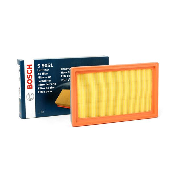 Luftfilter 1 987 429 051 BOSCH S9051 in Original Qualität