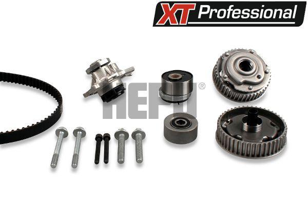 HEPU  PK03630XT Water pump and timing belt kit Width: 24mm
