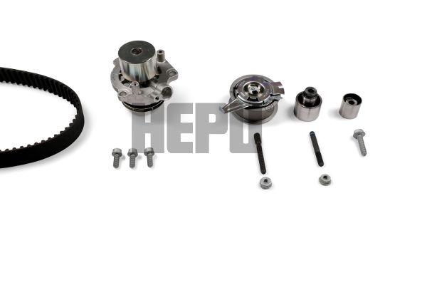 HEPU  PK06690M Wasserpumpe + Zahnriemensatz Breite: 25mm