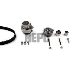 Tiguan 5n 2.0TDI Wasserpumpe + Zahnriemensatz HEPU PK06690M (2.0 TDI Diesel 2012 CUVE)