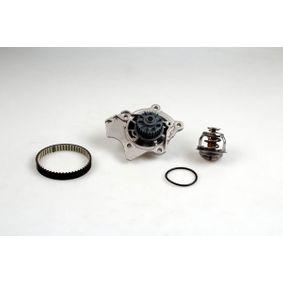 Kit cinghia distribuzione, pompa acqua PK06760TH GOLF 6 (5K1) 2.0 GTi ac 2011