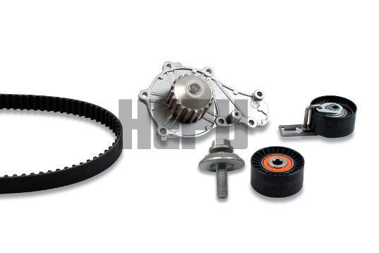 HEPU  PK08032 Wasserpumpe + Zahnriemensatz Breite: 25,4mm