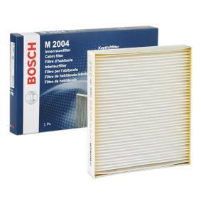Filter, Innenraumluft Länge: 240mm, Breite: 204mm, Höhe: 36mm mit OEM-Nummer 13 271 190