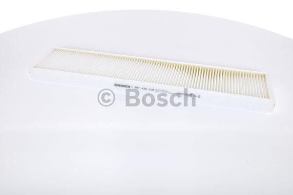 Innenraumfilter 1 987 432 018 BOSCH 1987431018A100 in Original Qualität