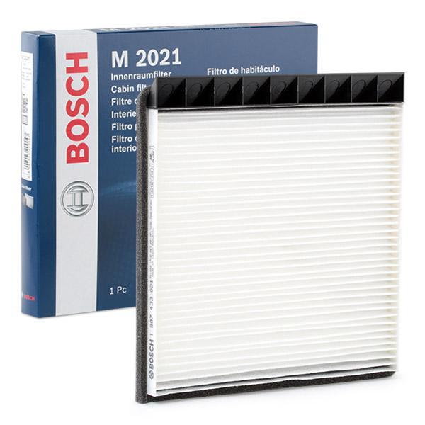 Innenraumfilter 1 987 432 021 BOSCH 1987431021A503 in Original Qualität