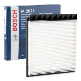 Filter, Innenraumluft Länge: 210,3mm, Breite: 199mm, Höhe: 18mm mit OEM-Nummer 6447.Z4
