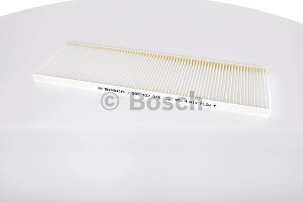 Innenraumfilter 1 987 432 042 BOSCH M2042 in Original Qualität