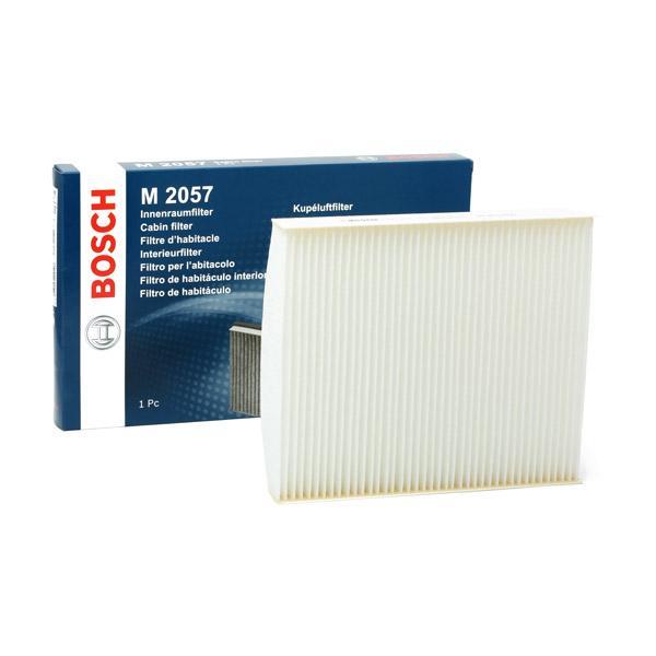Innenraumfilter 1 987 432 057 BOSCH M2057 in Original Qualität