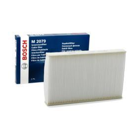 Filtro, aire habitáculo 1 987 432 079 307 (3A/C) 2.0 HDi 90 ac 2003