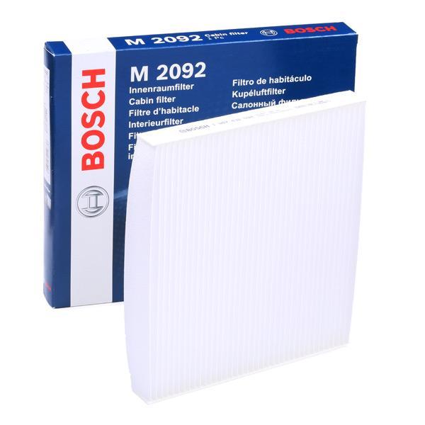 Innenraumfilter 1 987 432 092 BOSCH M2092 in Original Qualität
