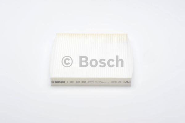 Pollenfilter BOSCH 1 987 432 092 Bewertung