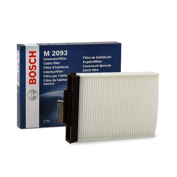 Pollenfilter BOSCH 1 987 432 093 Bewertung