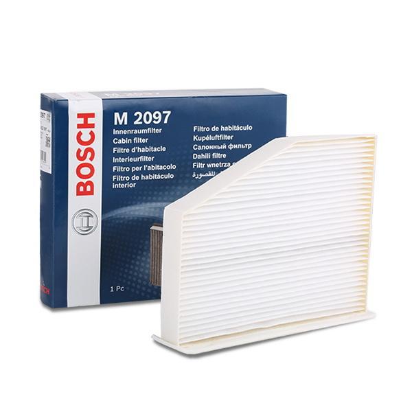 Innenraumfilter 1 987 432 097 BOSCH M2097 in Original Qualität