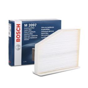 Golf 5 2.0SDI Innenraumfilter BOSCH 1 987 432 097 (2.0 SDI Diesel 2006 BDK)