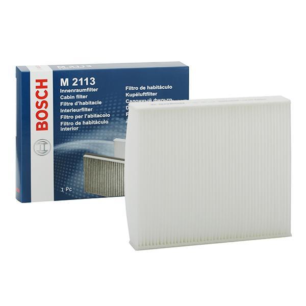 Bosch 1 987 432 113 Interieurfilter Stoffilter