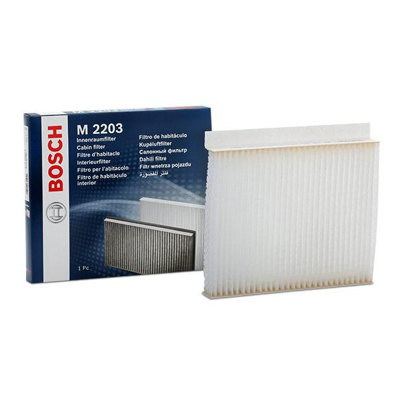 Pollen Filter 1 987 432 203 BOSCH M2203 original quality
