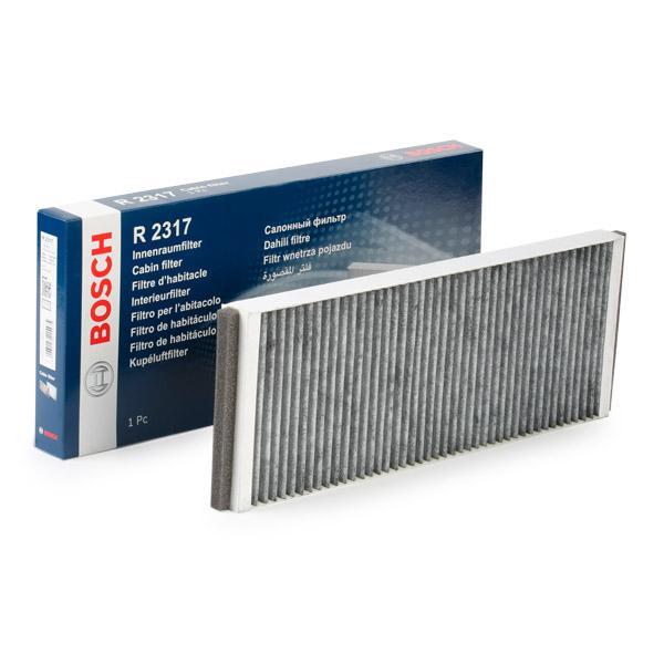 Innenraumfilter 1 987 432 317 BOSCH R2317 in Original Qualität