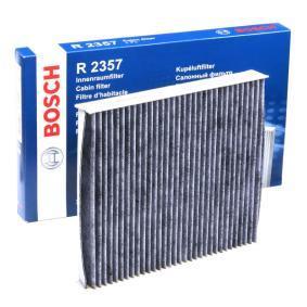 Filter, Innenraumluft Art. Nr. 1 987 432 357 120,00€