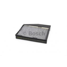 Filter, Innenraumluft Länge: 224mm, Breite: 215,5mm, Höhe: 30mm mit OEM-Nummer 46 770 834