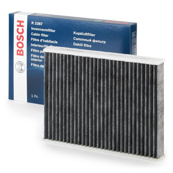 Innenraumfilter 1 987 432 387 BOSCH R2387 in Original Qualität