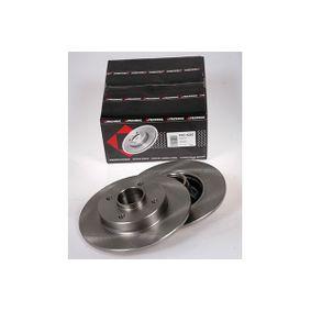Bremsscheibe Bremsscheibendicke: 9,0mm, Felge: 4-loch, Ø: 249mm mit OEM-Nummer 42 49 66