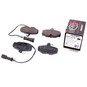 Bremsbelagsatz, Scheibenbremse Breite: 90mm, Höhe: 54,2mm, Dicke/Stärke: 13,5mm mit OEM-Nummer 6189769