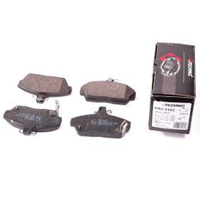 Bremsbelagsatz, Scheibenbremse Breite: 117,6mm, Höhe: 65,6mm, Dicke/Stärke: 17,5mm mit OEM-Nummer GBP90314