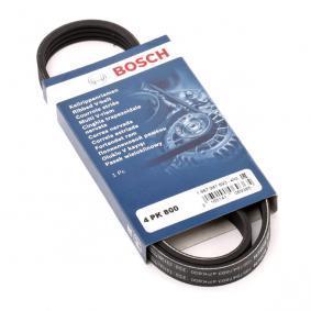 V-Ribbed Belts Length: 800mm, Number of ribs: 4 with OEM Number 5750-76