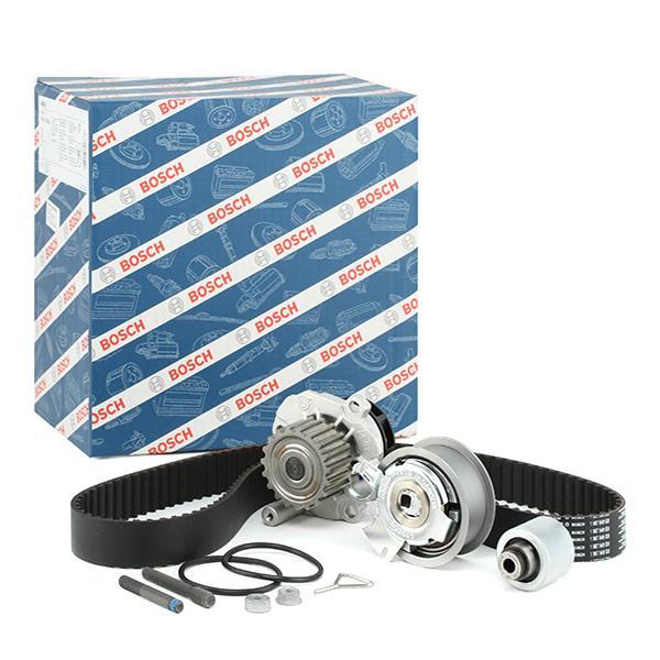 Zahnriemen Kit + Wasserpumpe 1 987 948 526 BOSCH WASSERPUMPENSET in Original Qualität