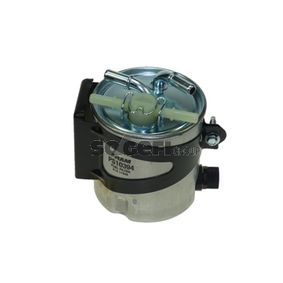 Fuel filter Height: 128mm with OEM Number 77 01 062 436